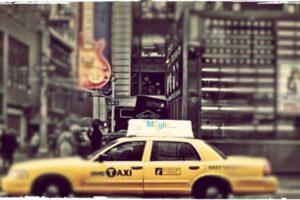 Perché ad una certa ora i Taxi spariscono a New York?