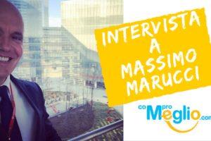Dal porta a porta al web per la vendita, intervista a Massimo Marucci
