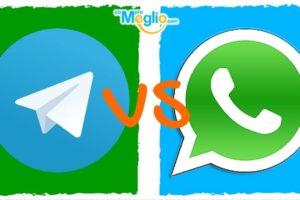 Per vendere è meglio Telegram o Whatsapp?