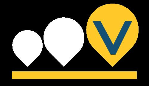 Vendomeglio Digital Hub Logo bianco