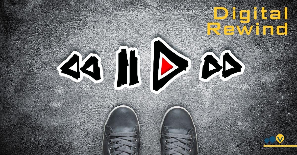 Digital Rewind – pillole digitali e tecnologiche di ottobre