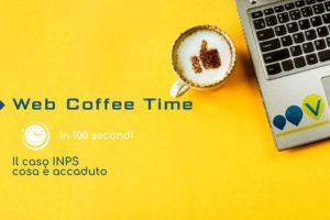 Web Coffee Time: sito INPS e sicurezza dei dati