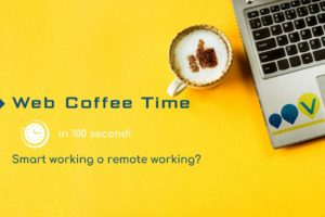 Smart working o remote working? Ecco in cosa si distinguono