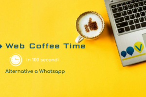 Web Coffee Time: alternative a Whatsapp