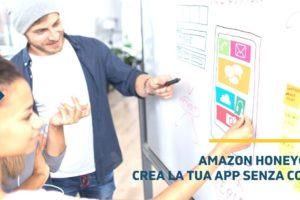 Amazon Honeycode: crea velocemente la tua app di gestione attività