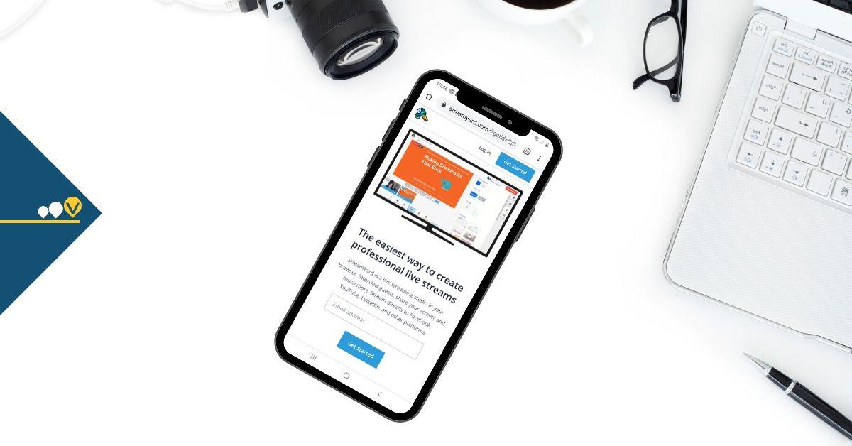 StreamYard, la nuova frontiera delle dirette streaming